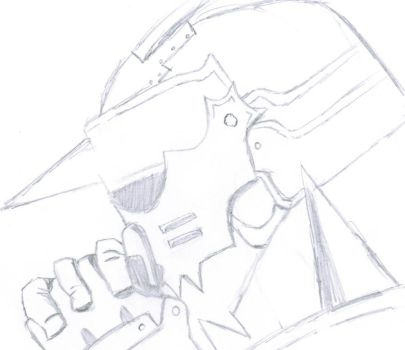 Alphonse Elric by Requim4aDream
