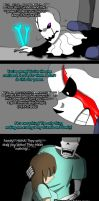 Undertale New world (page 102) by joselyn565