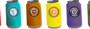 Canned Perk-a-Cola by Assyrianic