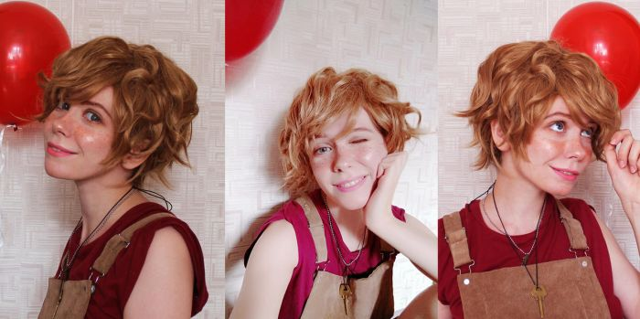 Beverly Marsh cosplay IT 2017 by Tenori-Tiger