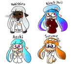 squids from the past by sweirde