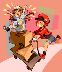 cells at work by sorrysap