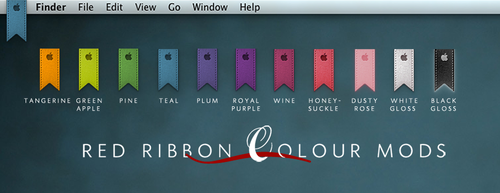 Red Ribbon Color Mods by Cupidia