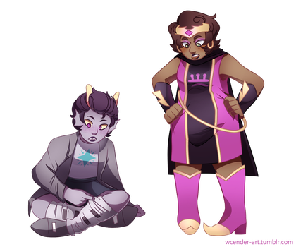 Costume Swap by wcender