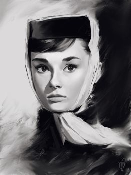 Audrey by asevc