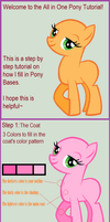 Base Tutorial: All in One, How I fill in MlP bases by Ms-Paint-Base