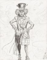 Mad as a Hatter by katielynn456