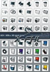 X-FHL Dock Icons by JJ-Ying