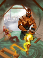 15 Days Video Game Characters - Gordon Freeman by DUCKAZOID