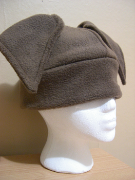 Boxer Dog Ear Hat by kittyhats
