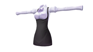 MMD Clothes - Mirei's Clothes (Next order) by GuilTronPrime