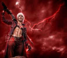 Dante by EvanescentAngel666