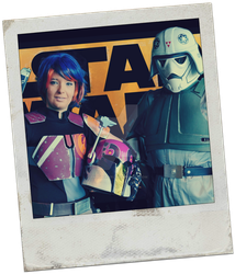 Star Wars Rebels at JediCon by Troopergirl