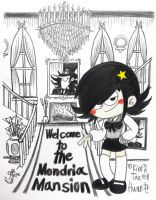 Welcome to the Mondria Mansion by komi114