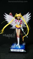 1/8 Eternal Sailor Moon Figure by LeonasWorkshop
