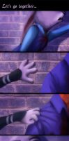 Let's go together... (Zootopia Fan-comic) by Neytirix