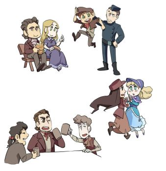non Miserables by poly-m
