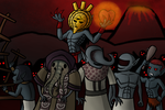 Dagoth and Friends by Doomed-Dreamer