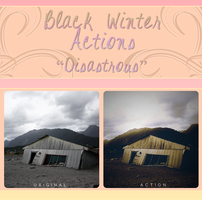 Black Winter Actions - Disastrous by blackxwinter