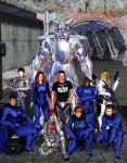 Chaos Earth Survivors by MADMANMIKE