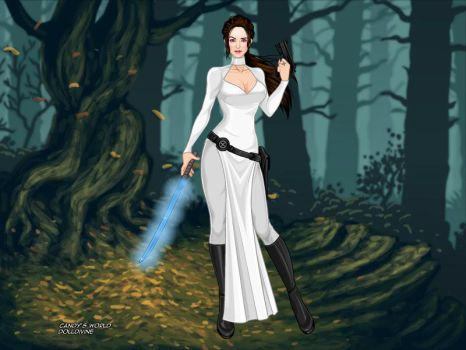 Leia X-Girl-Candys-World-Doll-Divine-wide by NicoRiley