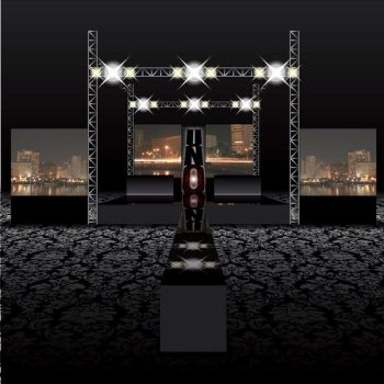 UNO Magazine stage by bar0s