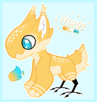 [Official JR MYO] Mango Mayhem by J-Kookie