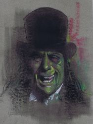 London After Midnight by Fusciart
