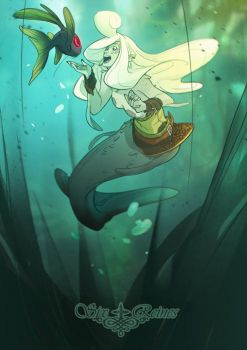 Sirene Fin- by ArtofGrelin