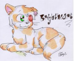 Brightheart by numbuh193