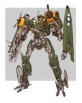 Transformers - Jetfire B25 Bomber by emersontung