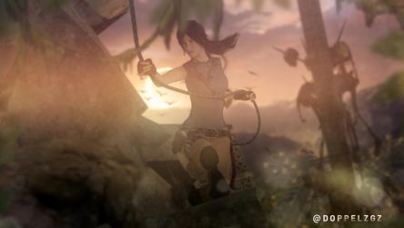 Shadow of the Tomb Raider: Ascension by doppeL-zgz