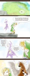 LoZ: Fit for a Hero by Ferisae