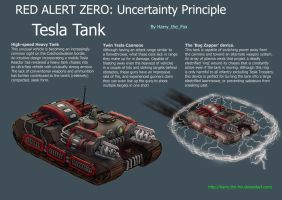RAZ Tesla Tank by Harry-the-Fox