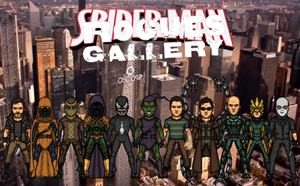 Spider-Man's Rogues Gallery (New Earth) by Nova20X