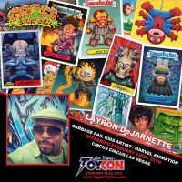 I'll be a guest at 2018 Las Vegas Toy Con 2/23-25 by DeJarnette