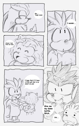 Sonic Got Amy Pregnant Pg 82 by sonicxamy09