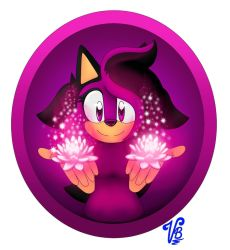 : Request : Silvia the hedgehog by AngelaBlue18
