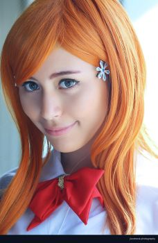 Orihime Inoue: Bleach by angelace9