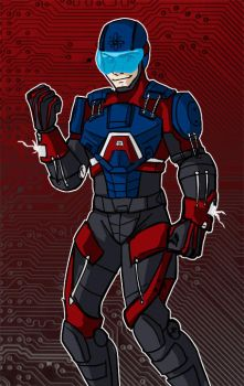 Ray Palmer by Impious-Imp