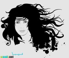 __  Nawal Vector __ by Raiveno