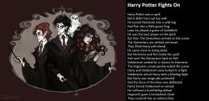 Harry Potter Fights On by demonrobber