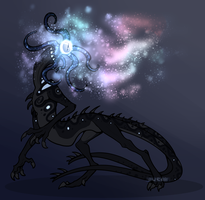 Nebulae Creature (Flatsale): CLOSED by EVR4H