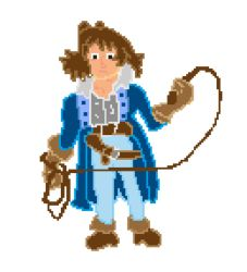 Richter Belmont- The other special Photoshop Pic! by Kiro-Kurusu