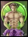 Bruce Banner...I liked this shirt. by Amelie-ami-chan