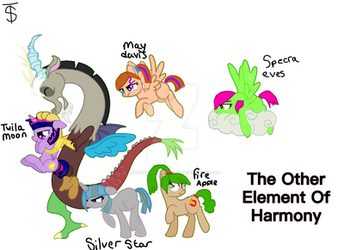 The Other Elements by PrincessSparkleLight