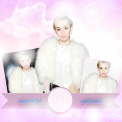 PNG Pack(114) Miley Cyrus by blacktoblackpngs