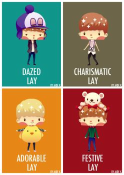 The Many Sides of Lay by Jadekyy