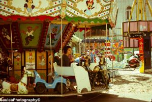 Funfair is in town by SauleaPhotography