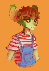 corn kid by nerfusia